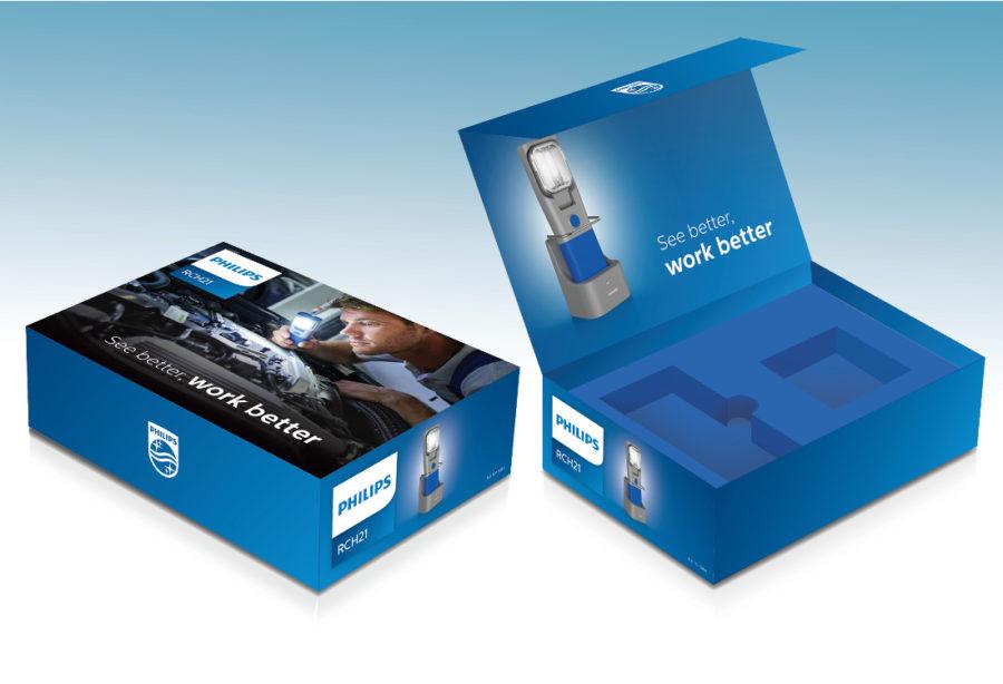 Philips Premium Gift Box RCH21