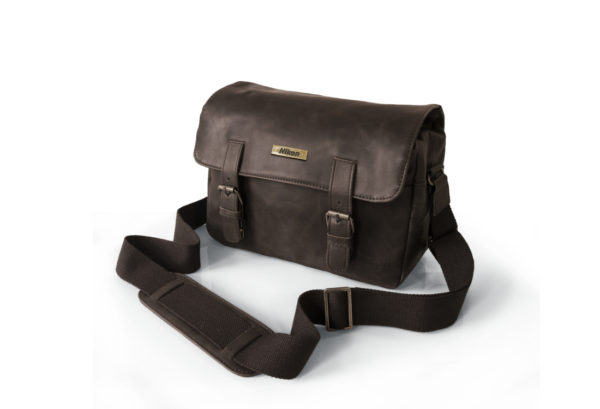Nikon Genuine Leather Bag