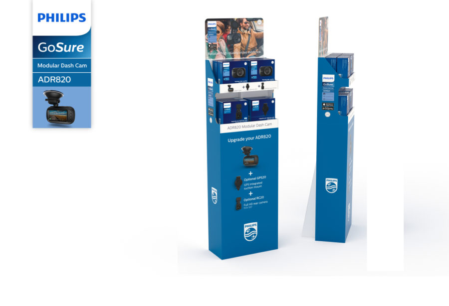Philips ADR Display